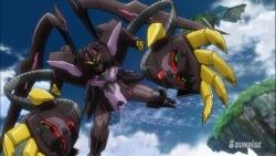 「ガンダムビルドファイターズトライ」第21話「蒼き翼」13