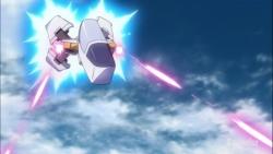 「ガンダムビルドファイターズトライ」第21話「蒼き翼」19