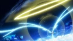 「ガンダムビルドファイターズトライ」第21話「蒼き翼」33