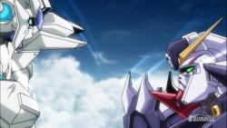 「ガンダムビルドファイターズトライ」第21話「蒼き翼」31