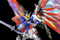 "RG-デスティニーガンダム用-拡張エフェクトユニット""光の翼""-【再販】t1"