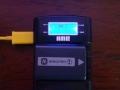 ANE-USB-05でNEX-60の電池を充電