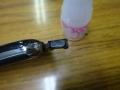 F12C USBポートの防水パーツ(3)