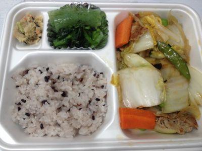 豚肉とたっぷり野菜の八宝菜