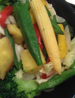 ベジ牛の野菜