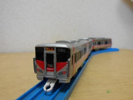 227系呉線快速安芸路ライナー