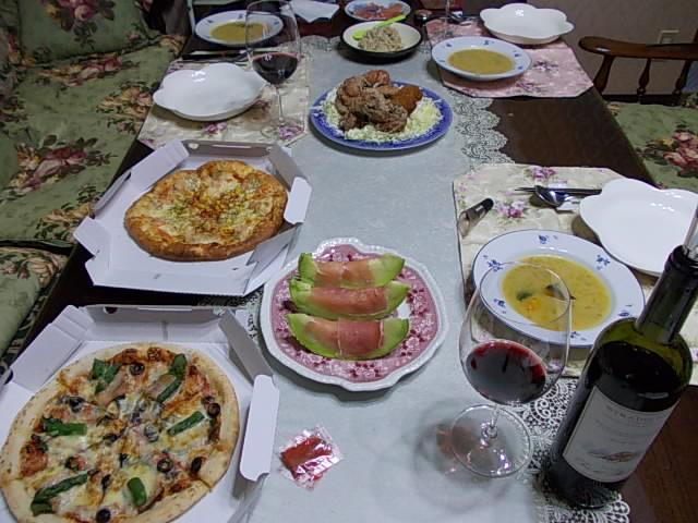 Dinner 20150310