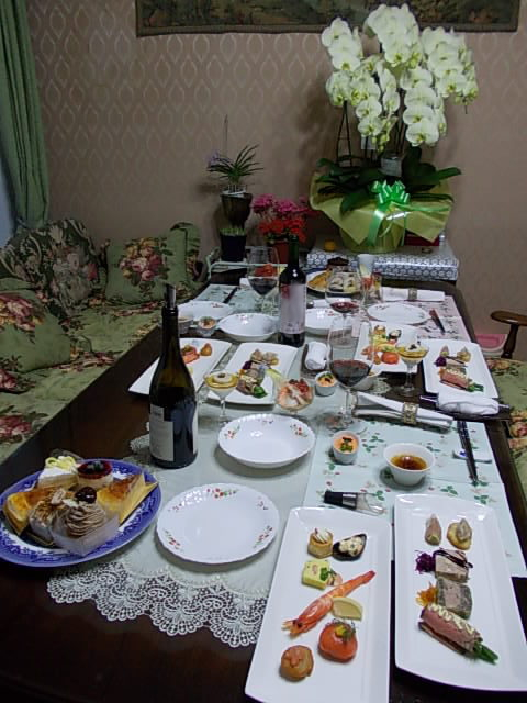 Dinner 20150324