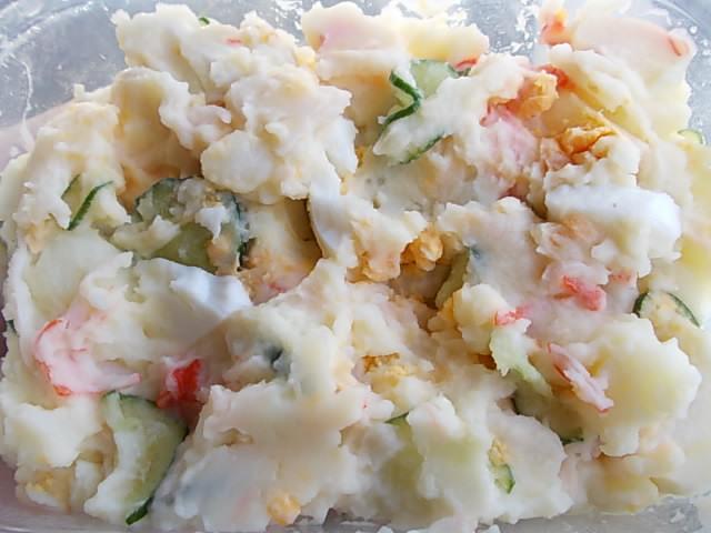 Potato salad 20150207