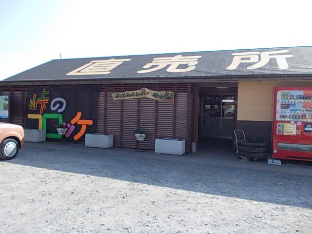 Store in Iimori town 20150120