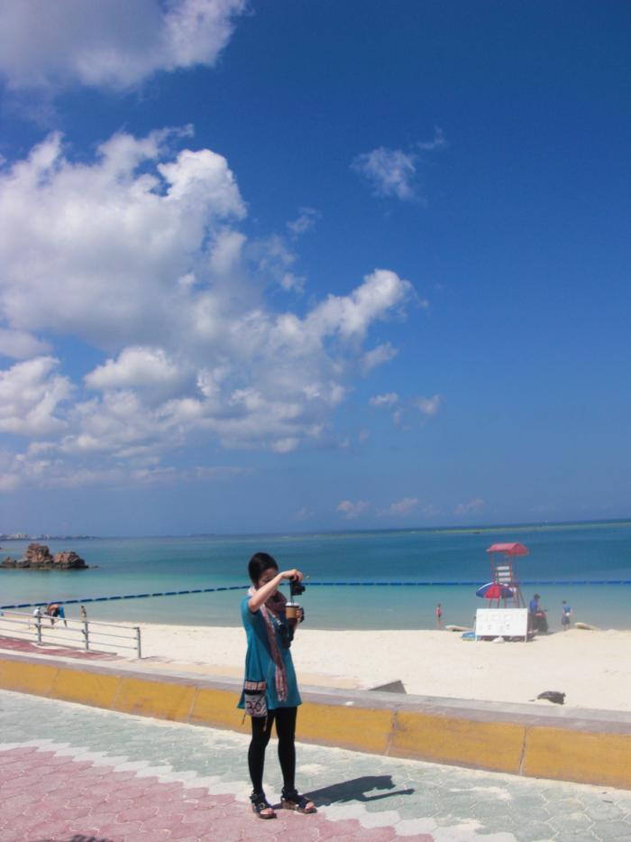 沖縄とボウズとオストメイト