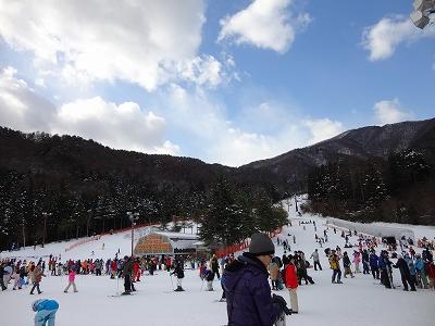 伊那スキーリゾート