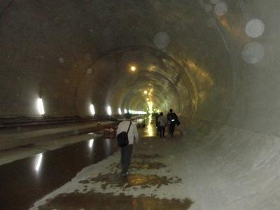 安永川トンネル