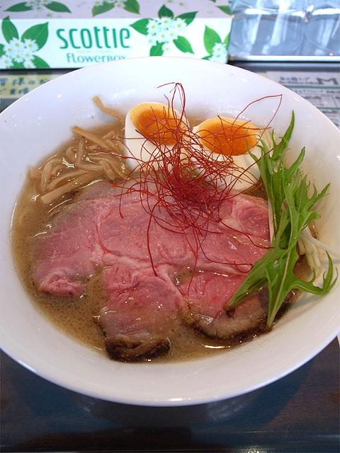140601青雲志-特製エビ潮らぁ麺