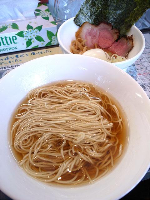 140601青雲志-特製プレミア牡蠣正油らぁ麺