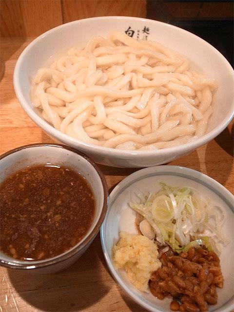 150122白神-釜揚げつけ麺