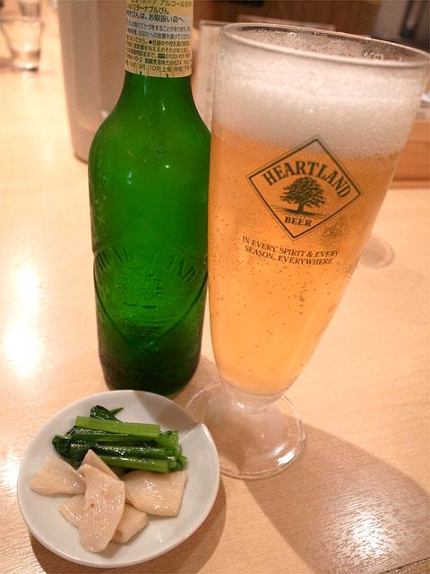 141002くろ喜-生ビール