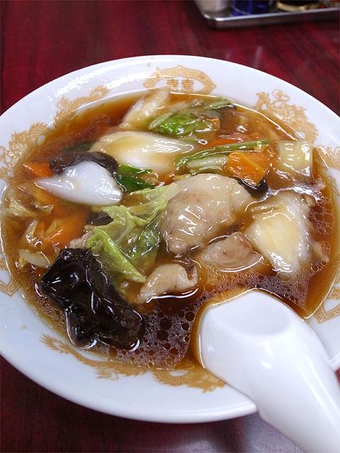 141002つけ麺大王品川-大王つけ麺・つけ汁