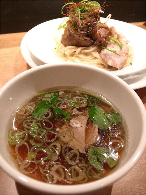 141003すずらん-角煮麺 清浄麺