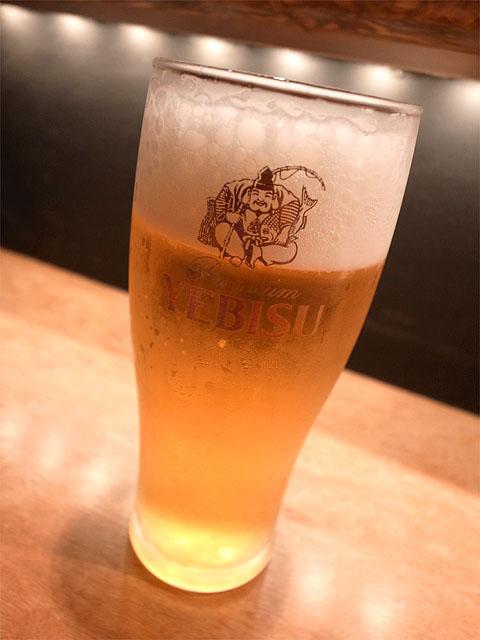 141003すずらん-ヱビスビール
