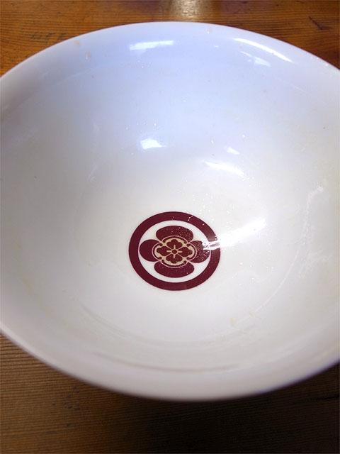 141005飯田商店-醤油らぁ麺・空の丼