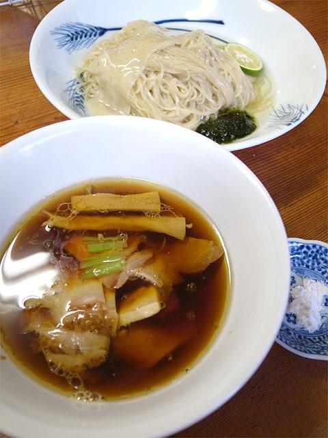 141005飯田商店-つけ麺