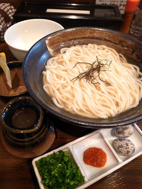150131かたぶつ-~いりこ香る~潮つけ麺