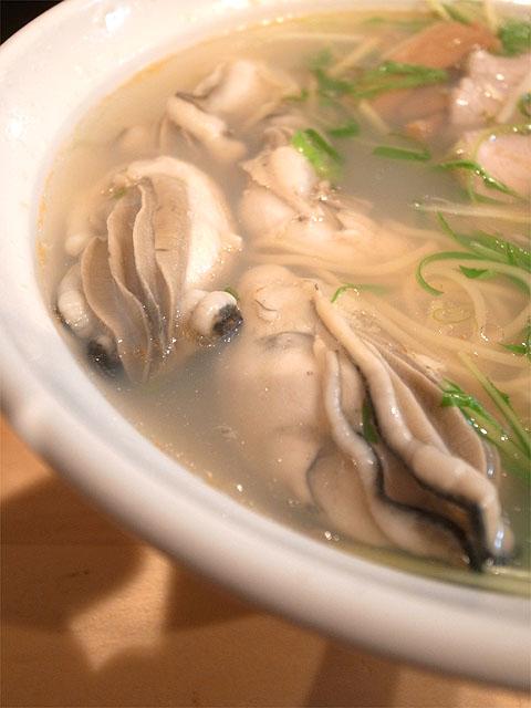141016大阪麺哲-広島・牡蠣