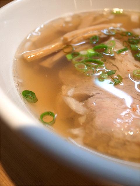 150302りきどう-塩鮮蝦雲呑釜揚麺・つけ汁
