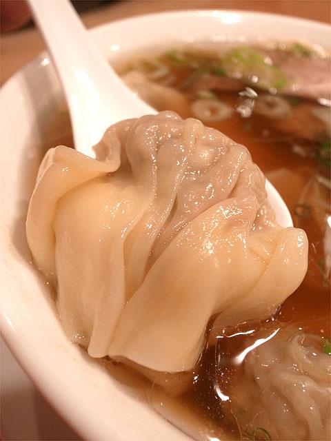 141101すずらん-雲呑麺・ワンタンリフト