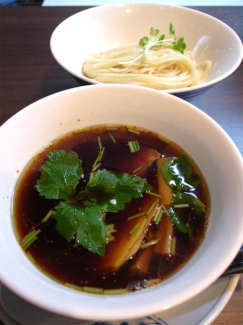 150505紫陽花-醤油つけ麺