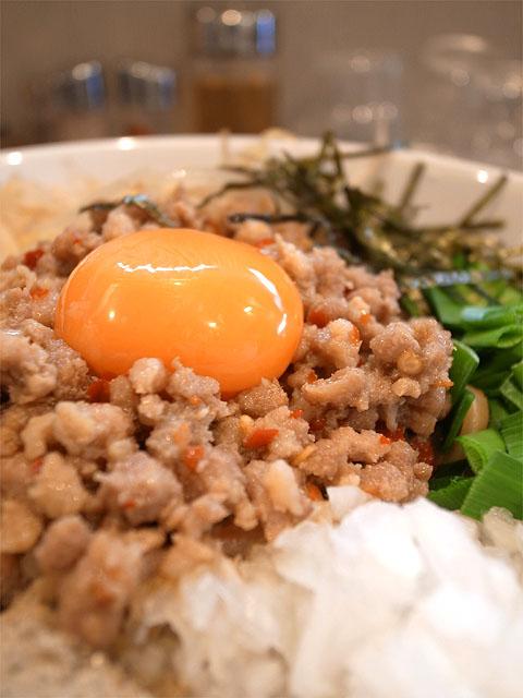 150510丸和名駅西-汁なし煮干し台湾・具