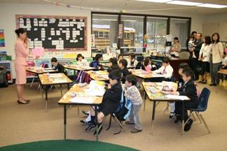 入学式悠教室