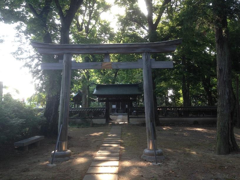 岡登霊神社 (2)1