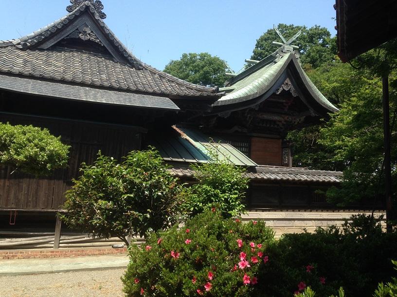 八坂神社 大田市世良多 (5)1