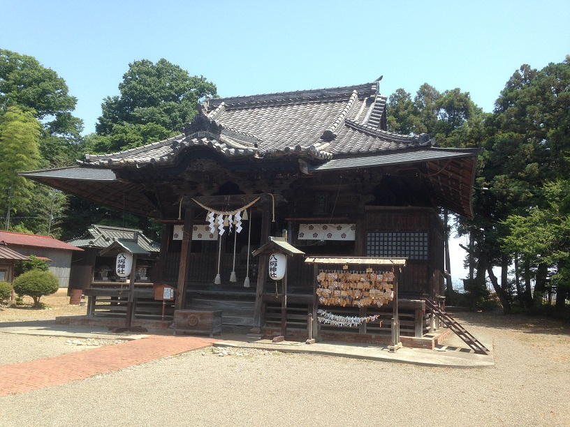 八坂神社 大田市世良多 (6)1