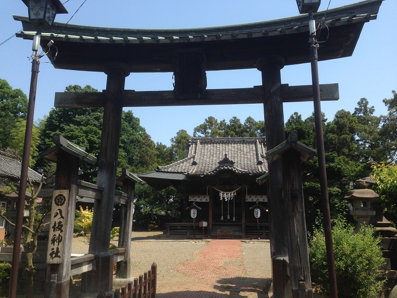 八坂神社 大田市世良多 (1)1
