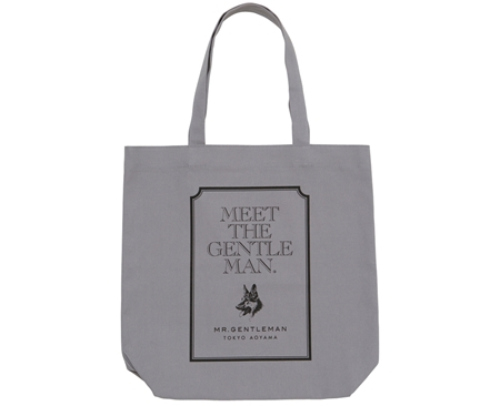 AC30 TOTE BAG MEET THE GENTS LGREY_R