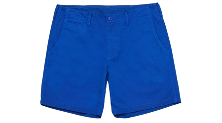 SO01 BASIC CHINO SHORTS BLUE_R