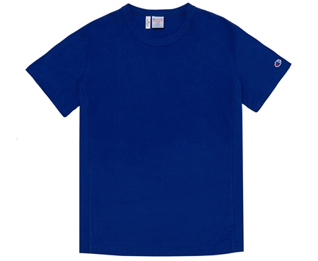 CH01 CHAMPION POCKET TEE BLUE_R