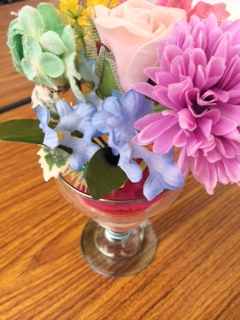 6月の花育作品F