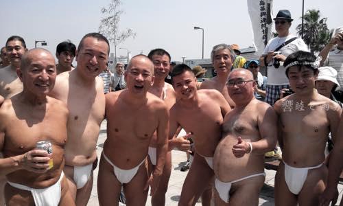 蘇民祭仲間