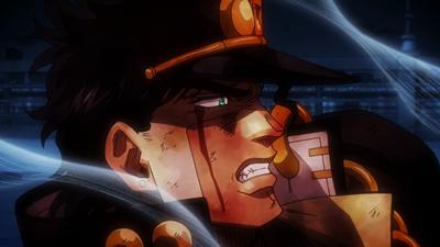 ジョジョの奇妙な冒険 スターダストクルセイダース 第48話