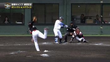 2015春季キャンプ選手インタビュー!~堤選手