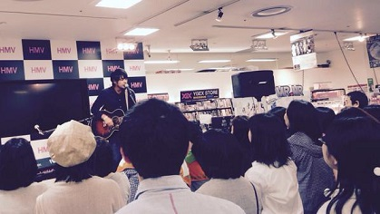 20150628 HMV札幌ステラプレイス