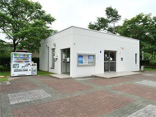 萩野パーキングエリア(上り)
