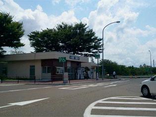 大潟パーキングエリア(上り)