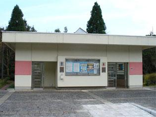 綾部パーキングエリア(上り)
