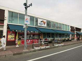 石川パーキングエリア(上り)