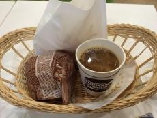 前に来たとき、ポテトはイマイチだったんだよなぁ、と憶いだしたけど、今日は旨い。 #湘南バーガー